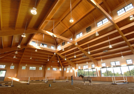 A Truly Drool Worthy Indoor Arena Show Horse Gallery A